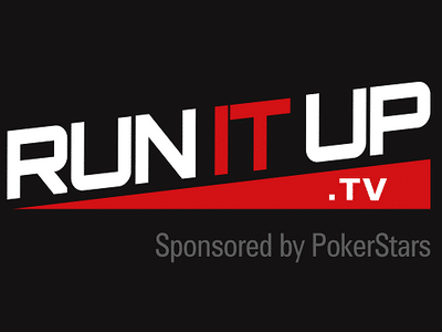 Run it Up на Покер Старс