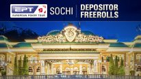 Depositor Freeroll EPT в Сочи