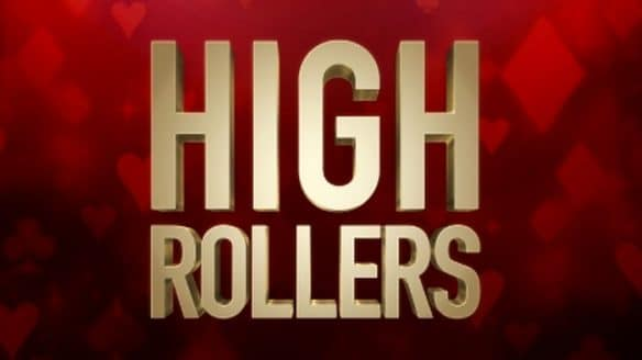 High Roller Series на Покерстарс
